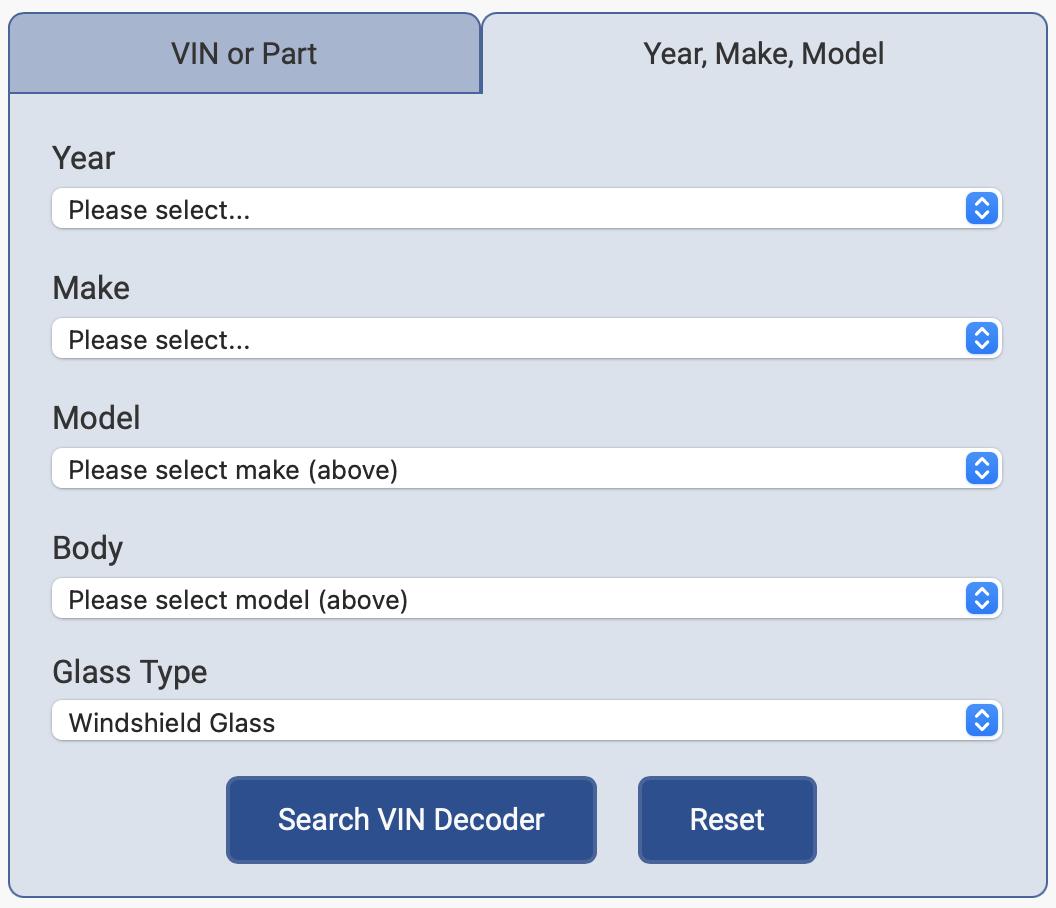 New YMMB Search